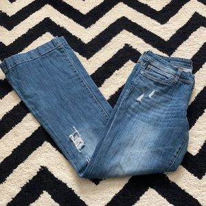 Dear John backstage flare enchanted sky jeans